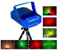 Wholesale Mini Laser Stage Lighting Projector Holographic Laser Star Stage DJ Lighting Club Disco Party Light