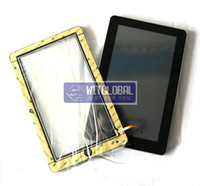 Wholesale 5mm Outer Touch Screen Replacement Film For quot inch MID Kocaso M1050 Superpad Flytouch Tablet