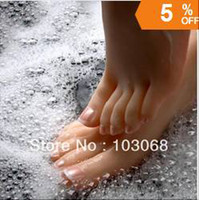 Wholesale New High Quality Sex Real Doll Solid Pussy Silicone Female Feet Model Mold Shoes