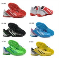 Wholesale Discount Indoor ID Soccer Shoes turf Sneakers TF Football Boots Athletics Sneakers Soccer Cleats