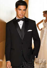 Wholesale Groom Tuxedos Best man Suit Wedding Groomsman Men Suits coat Pants tie shirt vest S107