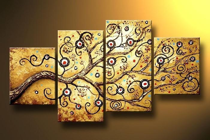 2017 2012 modern abstract huge wall decor art oil painting