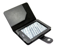 Wholesale Leather case Protective Cover for Amazon kindle paperwhite Stand Folio Holder