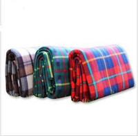 Wholesale waterproof picnic blanket Beach Camping Moistureproof Mat Blanket