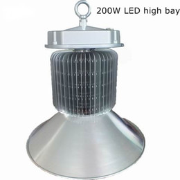 200w high bay light led industrial lamp high bay light fixtures MEANWELL driver 3 years warranty Bridgelux SAA CE ROHS DHL free shipping