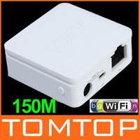 Wifi Bridge - Vonets New Portable Mini Mbps WiFi Wireless N Broadband AP Router amp Bridge Extender C1510