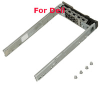 Wholesale 2 quot SAS SATA Hard Drive Tray For Dell G176J New High Quality Ship From USA
