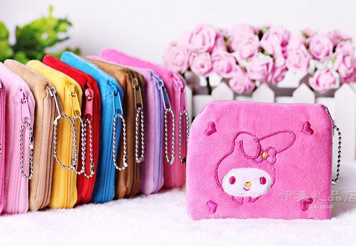 South Korea cartoon animal purse, ladies purse, coin bags, wedding