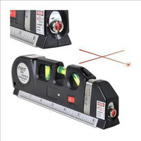 Wholesale Laser Level Horizon Vertical Measure Tape FT Aligner Multipurpose