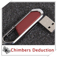 Real 2GB 4GB 8GB 16GB USB 2. 0 Fashional Metal USB Drive + FR...