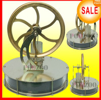 Wholesale NEW LOW TEMPERATURE STIRLING ENGINE EDUCATIONAL TOY KIT