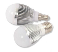 Wholesale CE ROHS Low Price A19 W E27 globe LED bulb lights replace W incandescent lamp