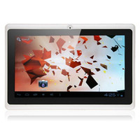 Wholesale Q88 Cheapest inch Tablet PC Android ICS Multi touch Screen Allwinner A13 GHz CPU MB RAM