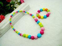 Cheap Plastic Necklace Best Necklace  children Necklace