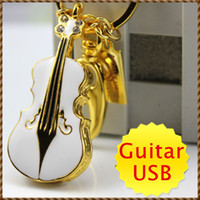 Real 2GB 4GB 8GB USB Flash Drive in Gold Gutar Design + FREE...