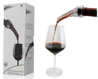 Wholesale New Hawk Shape Red White Wine Aerator Decanter Pourer Improve Bouquet And Flavor