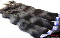 Wholesale Level A Virgin Brazilian Hair Mixed Lenghth Body Wave Unprocessed Quality Hair Extension