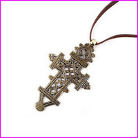 cross necklace - New Cross Necklace For Women Alloy Cross Pendant Necklace Jewelry Celtic Cross Necklace
