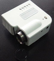 Wholesale Cheapest VGA Mini Projector LED Projectors LCD Display Portable Multimeda Home Theater Projector