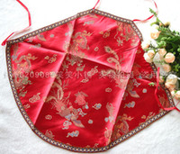 Wholesale exquisite embroidery golden edge lingerie bellyband chinese style dudou sexy Hot Sale Valentine s Day Gift