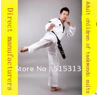 Wholesale Taekwondo Karate Taekwondo Taekwondo Karate Martial Arts clothing clothing shirt