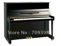 Wholesale world famous black upright Piano