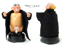 Big Kids Black Plastic Voice Control Inductive Dolls Adult Creative Funny Toys The Very Dirty Willy Novel Toy