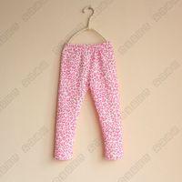 Baby girl kids dress tutu skirt cheetah leopard pants leopar...