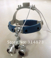 surgical loupes - 3 X Headband Binocular Dental Surgical Loupes amp W SZ High brightness Dental Surgical Headlight
