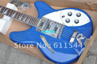 Solid Body 12 string guitar - Rick Bule strings semi hollow body electric guitar in stock high quality