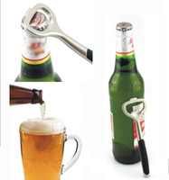 beer botter opener - Beer Bottles Opener Stainless Steel Creative Tableware Botter Openers Kitchen Gadgets