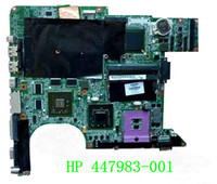 Wholesale amp For HP dv9500 dv9600 Motherboard