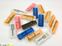 Wholesale 129pcs Multi Card Reader SDHC Support Multislot Support M2 TF SD Memory Stick Colors AA08
