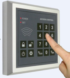 Wholesale New Wireless Control Keypad Keyboard Panel For GSM MHZ Security Alarm System