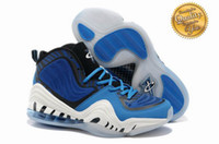 Wholesale Famous Player Air Penny Men s Sports Basketball Shoes Memphis Tiger