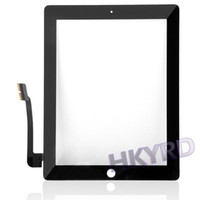 Wholesale New Replacement Touch Screen Glass Digitizer For iPad Black B0046