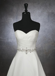 Wholesale 2013 lovely Shining beaded sash on waist for wedding dresses bridal dress wedding accessories Z