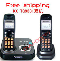 cordless phone - for PANASONIC PHONE KX TG9332T DIGITAL CORDLESS ANSWERIN SYSTEM new