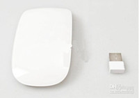 Wholesale Mini Wireless Mouse G USB Optical Magic Mouse for Laptop Computer High quality