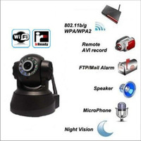 best pinhole camera - Baby Monitor CCTV Camera Wireless Ip Camera WIFI camera WIFI GPRS with best quality CHINA POST