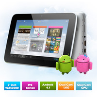 PiPo S3 7 inch Tablet PC Android 4. 1 RK3066 Dual Core 1. 6GHz...