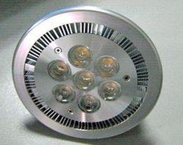 Bridgelux AR111 14W equal to 100W High quality LED AR111 G53 QR111 12V ES111 ceiling lamp down light