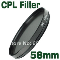 Wholesale Polarizer Lens Filter Emolux Digital LP CPL mm Filter Digital Low Profilter Circular Polarizer