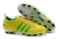Wholesale The arrival of Kaka th generation soccer shoes boutique kangaroo leather SL limited edition platinu