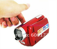 Wholesale DV139 Digital Video Camera LED FLASH LIGHT CAMERA DV quot Digital Video Camera Camcorder