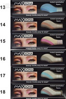 Wholesale Eyeshadow sticker Applicator Magic Eyes Eye Sticker Innovative Cosmetic Temporary Eyeshadow Tattoos