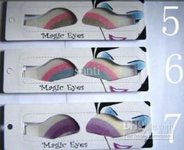 Wholesale Instant Magic Eyes Eye Sticker Eyeshadow Applicator Tattoos sticker