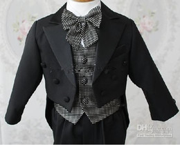 Wholesale Hot Sale boy wedding suit Groom Wear amp Accessories Boy s Attire Groom Tuxedos no