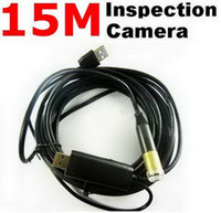 Wholesale Factory Price M USB Cable Wire Camera Snake Borescope Camera Cam LED endoscope camera Wired