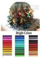 Wholesale Hair Shadow pick your color Temporary color Hair Chalk Colors Salon Kit